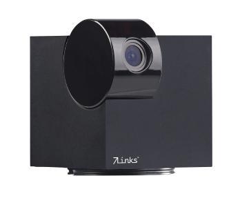 7links WiFi-IP-Überwachungskamera IPC-360 echo mit Full HD