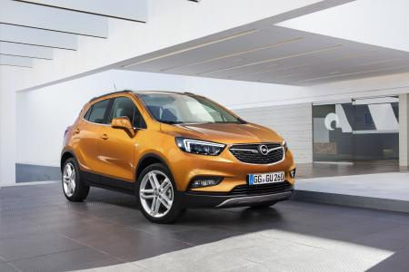 J.D. Power report: Strong results for Opel ADAM, Mokka (photo) and Insignia / Foto: Adam Opel AG