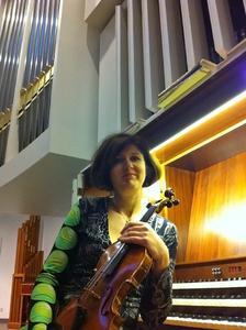 Werke für Orgel und Violine: 100 Jahre romantische Orgel Niedernstöcken
