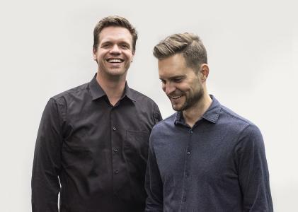 Jan und Andreas von Caussa