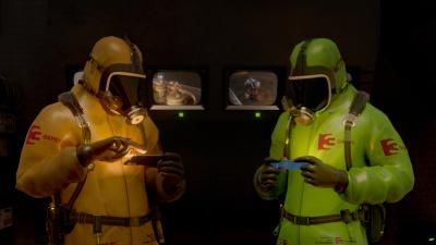 "Erweiterung ""the Challenge"" zum zweiten mobile Game ""Contaminated - The Run"""