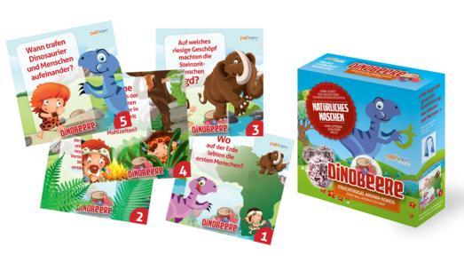 PALONEO -  Dinobeeren Spielkarten