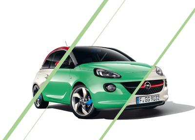 Maximale Individualität - Opel ADAM UNLIMITED