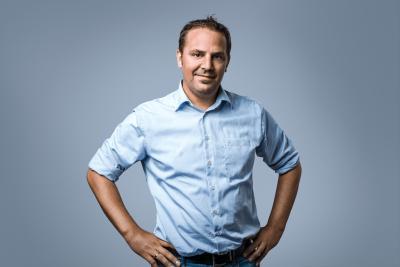 Keynote-Speaker am ersten Kongresstag ist Christian Bredlow, Gründer und Geschäftsführer der Digital Mindset GmbH, Foto: Christian Bredlow