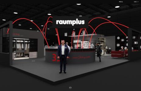 raumplus invites you into the virtual space