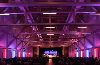Austragungsort 2019: Kultur- und Kongress-Forum Altötting (Foto: Sepp Niederbuchner)