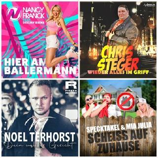 Ballermann Radio Charts KW23