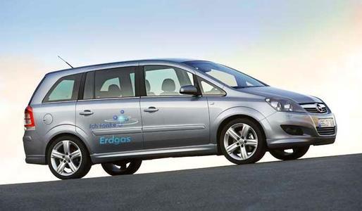 Erdgas-Turbo erweitert Opel-Angebot umweltfreundlicher Motoren