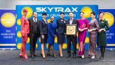 Star Alliance named Best Airline Alliance at Skytrax World Airline Awards for 4th consecutive year