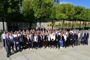 B. Braun-Sommerabsolventen feiern Ausbildungsabschluss