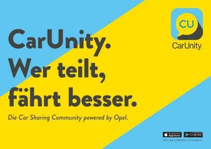 """""""Wer teilt, fährt besser"""": Das Carsharing-Konzept CarUnity stellt sich auf der CeBIT vor"""