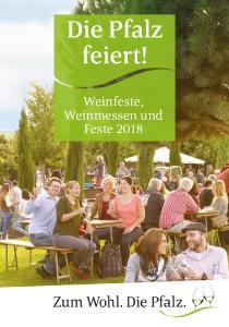 Weinfestkalender 2018