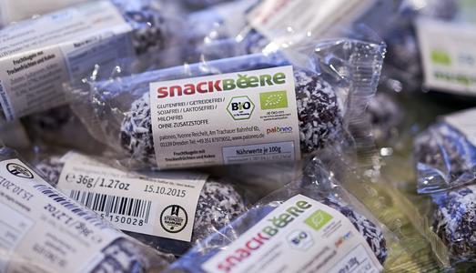 PALONEO - Die Snackbeere bekam nach einem Votum der Verbraucher jetzt den Namen Genussbeere