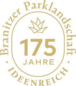 """Bildmarke """"175 Jahre Branitzer Parklandschaft"""""""