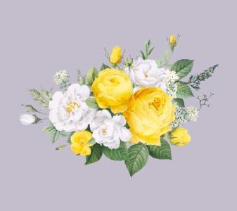 Erschreckt die Mütter nicht: Keine weißen Blumen zum Muttertag! (Bildrechte: https://www.freepik.com/free-photos-vectors/background, Background: vector created by rawpixel.com - www.freepik.com)