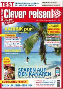 Clever reisen! Ausgabe 4/2017