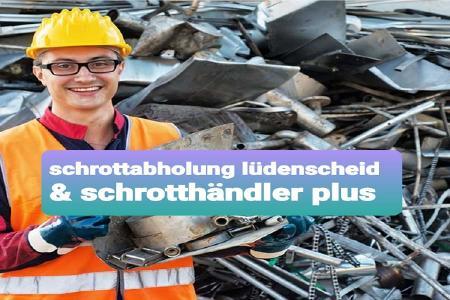 Kostenlose Schrottabholung Lüdenscheid Wir sind mobil und kommen dort hin wo Sie uns brauchen. Schrottabholung direkt vor Ort, immer in Ihrer Nähe! Wir sind Schrotthändler, die in ganz Lüdenscheid Und Umgebung unterwegs sind.