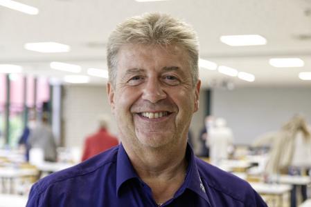 Kraftfahrzeugelektrikermeister Manfred Brenner ist neues Vorstandsmitglied der Handwerkskammer Mannheim Rhein-Neckar-Odenwald, Quelle: Handwerkskammer Mannheim Rhein-Neckar-Odenwald