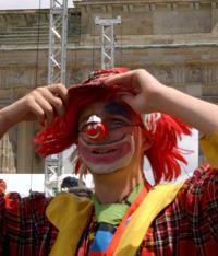 Clownklein