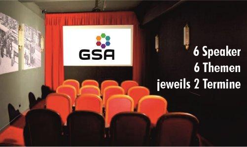GSA-Theatre auf der L&Dpro am 30.09. im MVG Museum in München