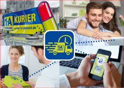 Schnell Einfach SICHER - die Kundenbetreuung der 1A-GESUND Apotheken. Jetzt auch online bestellen!