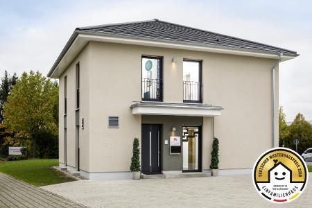 Das Heinz von Heiden-Musterhaus Lohfelden ist beim Deutschen Musterhauspreis in der Kategorie Einfamilienhaus nominiert. Seit dem 13. Mai 2019 kann auf https://www.musterhaus.net/musterhauspreis abgestimmt werden