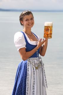 Lena Hochstraßer, Bayerische Bierkönigin 2017/ 2018