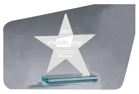 AUDI AG gewinnt StuzubiStar in München