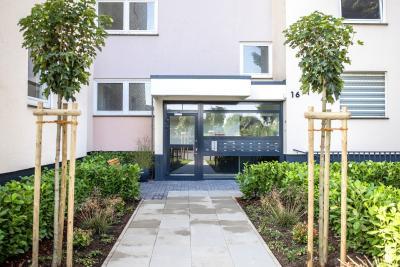 belvona investiert sinnvoll in die Akquise und Optimierung von Immobilienstandorten - das lobt auch Bauministerin Ina Scharrenbach.