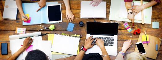 Mit gezielten Marketingaktivitäten sich von der großen Konkurrenz absetzen