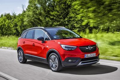 In allen Kategorien überzeugend: Die maximal möglichen fünf Euro NCAP-Sterne des Opel Crossland X basieren auf guten Noten beim Schutz erwachsener Passagiere und von Kindern genauso wie beim Fußgängerschutz und in der Kategorie der Sicherheitsassistenten