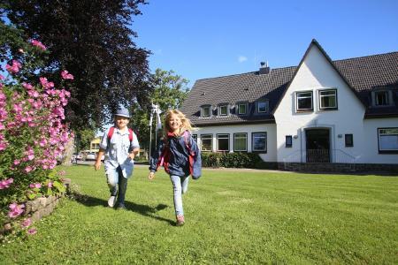 Die Jugendherberge Friedrichstadt wird am 17. September 2018 als besonders nachhaltig ausgezeichnet