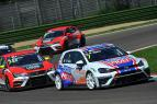 Premiere der TCR international in Oschersleben