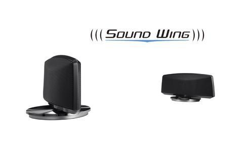 Pioneer SOUND WING Satelliten-Lautsprecher S-HV500