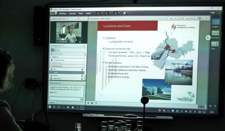 Internationale Logistik-Karriere, Foto: Hochschule Ludwigshafen