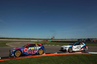 BTCC, West Surrey Racing, BMW 125i M Sport