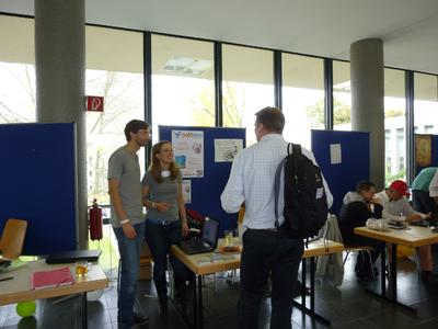 PALONEO   Stand   Summit Oktober 2014 in Berlin