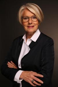 Die Juryvorsitzende Prof. Christine Nickl-Weller