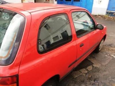 Abholung von Illegal abgestellte Schrottautos in Bonn