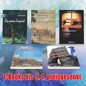 5 preisgesenkte E-Books