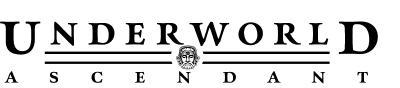 Underworld Logo Black