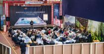 Keynote-Speaker Roger Rankel lüftete die