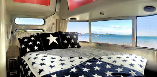 Masterbedroom mit Gant Home Ausstattung