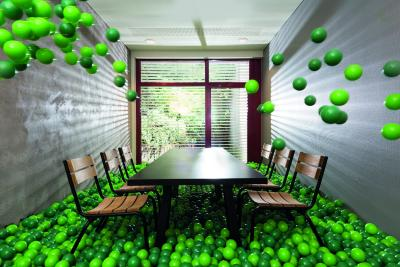 "Conference rooms in the perfect environment: How ""New Work"" works"