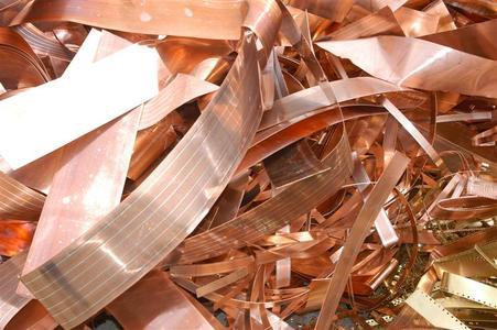 Kupfer ist ein wertvoller Rohstoff