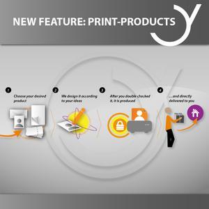 Print Produkte mit Feiyr