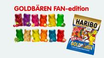 GOLDBÄREN FAN edition