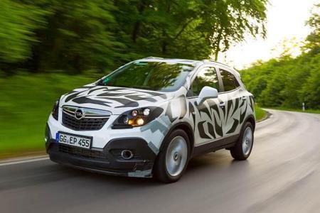 Neuer Opel Mokka: Aufwändige Fahrwerksentwicklung in Rüsselsheim