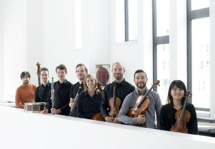 Stipendiaten der Orchesterakademie / Foto: Saad Hamza