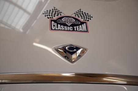 Das aktuelle Logo Concorde Classic Team / Foto Concorde Reisemobile